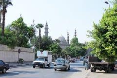 Egypt cairo street view Stock Photography