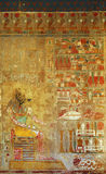 Egypt color image of anubis Royalty Free Stock Photo