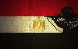 Egypt Conflict Royalty Free Stock Image