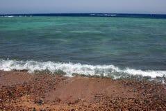 Egypt, Dahab, Sinai Peninsula. Red sea. Royalty Free Stock Image