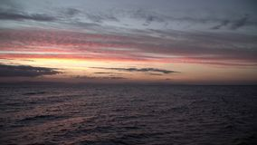 Egypt dawn on the Red sea.  stock footage