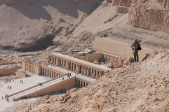 Free Egypt - Deir Al Bahari Royalty Free Stock Photos - 8629158