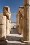 Egypt - Deir al Bahari Royalty Free Stock Image