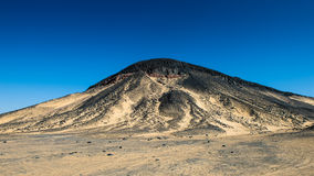 Egypt. Desert Royalty Free Stock Image