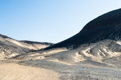 Egypt. Desert Royalty Free Stock Photos