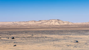 Egypt. Desert Royalty Free Stock Photography
