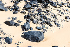Egypt. Desert Stock Images