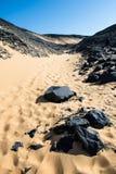 Egypt. Desert Stock Photos