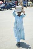 egypt doręczeniowe gazety Zdjęcie Stock