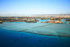 Egypt- El Gouna Royalty Free Stock Photo