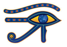 Egypt eye Royalty Free Stock Photos