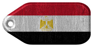 Egypt flag Royalty Free Stock Images