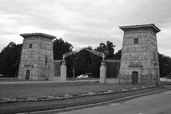 Egypt Gate in Tsarskoe Selo Royalty Free Stock Photo