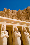 egypt hatshepsut świątynia Zdjęcia Royalty Free