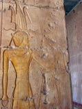 egypt hatshepsuttempel Royaltyfria Bilder