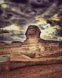 egypt historia royaltyfri foto