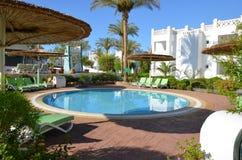 egypt hotell Royaltyfri Foto