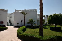 egypt hotell Royaltyfria Foton