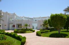 egypt hotell Royaltyfri Fotografi