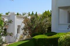 egypt hotell Arkivfoton