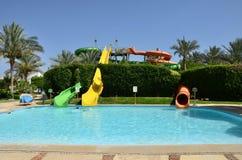 egypt hotell Royaltyfria Bilder
