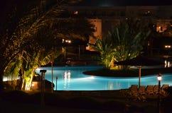 egypt hotell Fotografering för Bildbyråer