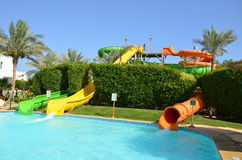 egypt hotell Arkivfoto