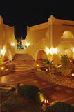 egypt hotellexponering Arkivbilder