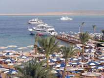 egypt hurghada Arkivfoton