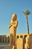 egypt karnak świątynia Obraz Royalty Free