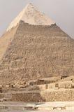 egypt khafrepyramid royaltyfri bild