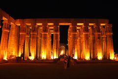 Egypt-Luxor Royalty Free Stock Photo