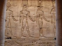egypt luxor tempel antonioarkitekturbarcelona kolonner detail gaudiguellparken spain Royaltyfri Bild