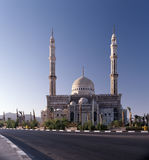 egypt minaret Royaltyfria Foton