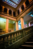 Egypt museum Cairo stairs hall royalty free stock photography