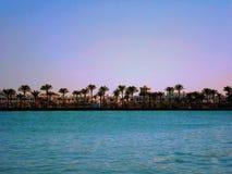 Egypt, North Africa, Hurgada, Red Sea Stock Photography