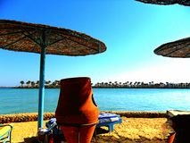 Egypt, North Africa, Hurgada, Red Sea Royalty Free Stock Images