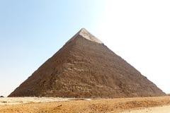 egypt ostrosłup Fotografia Royalty Free