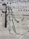 egypt philaetempel arkivfoton
