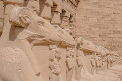 Egypt in Pictures Royalty Free Stock Photos