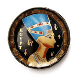 Egypt plate Royalty Free Stock Image
