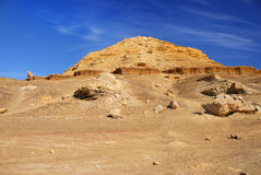 Egypt, Pyramid mount. Pyramid Mount in desert, south Egypt, Africa Royalty Free Stock Photography