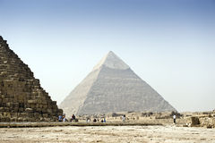 Egypt, pyramids Stock Image
