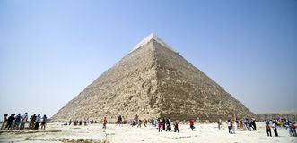 Egypt, pyramids Royalty Free Stock Image