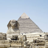 Egypt, pyramids Royalty Free Stock Photography
