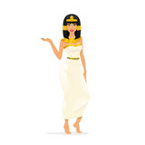 Egypt Queen Cleopatra Royalty Free Stock Photography