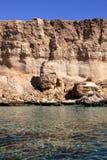 egypt rött hav Royaltyfri Fotografi