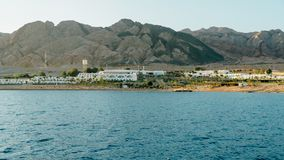 Egypt red sea Dahab in Sunny weather stock photos