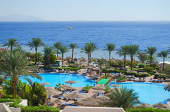 Egypt, Red Sea. Sharm el-Sheikh Royalty Free Stock Image