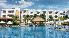 Egypt resort area of Sharm El Sheikh Royalty Free Stock Photos